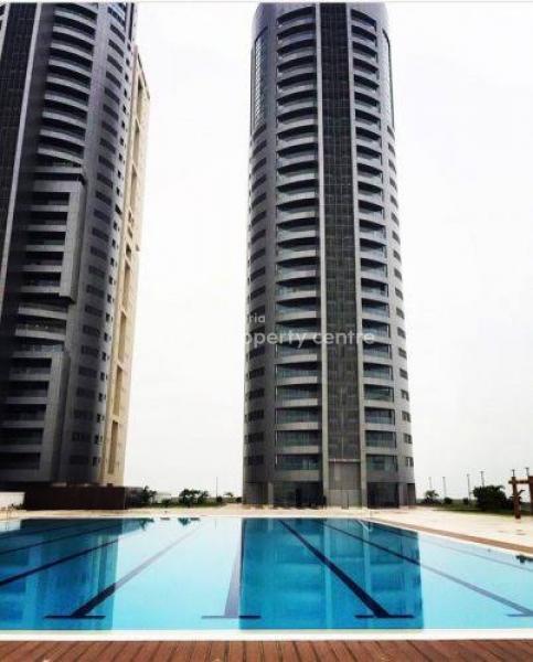 Luxury 4 Bedroom Apartment, Eko Atlantic City, Lagos, Flat for Rent