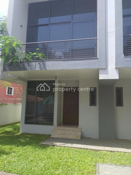 Gorgeous 3 Bedrooms Duplex with State of The Art Finishing, Off Alexander Road, Old Ikoyi, Ikoyi, Lagos, Terraced Duplex for Sale