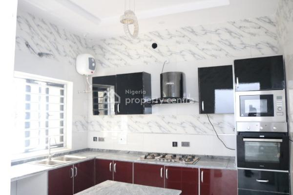 Brand New, Exquisite, Well Located and Luxury 4 Bedroom Terrace Houses, By Chevron, Lekki, Lagos, Terraced Duplex for Sale