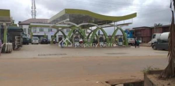 Petrol Station on 4 Plots of Land (2,700sqm), New Oko-oba, Agege, Lagos, Filling Station for Sale