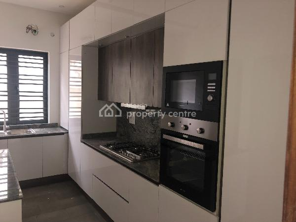 Luxury Classic 5 Bedroom Duplex with Bq, 2nd Round Roundabout, Lekki Phase 1, Lekki, Lagos, Detached Duplex for Sale