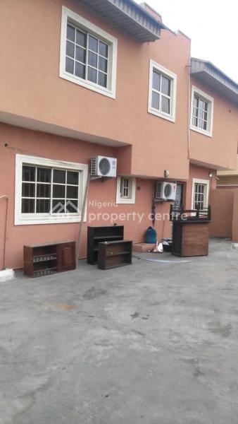 Lovely 5 Bedroom Duplex + Bq ( Self-compound), Phase 1 Gra, Gra, Magodo, Lagos, Semi-detached Duplex for Rent