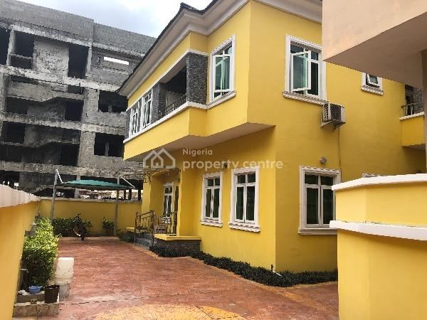 Modern and Luxury 5 Bedroom Fully Detached Duplex with Bq, Chevy View Estate, Lekki, Lagos, Detached Duplex for Rent