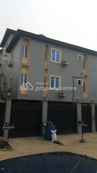 Block of 6 Flats, Mende, Maryland, Lagos, Block of Flats for Sale