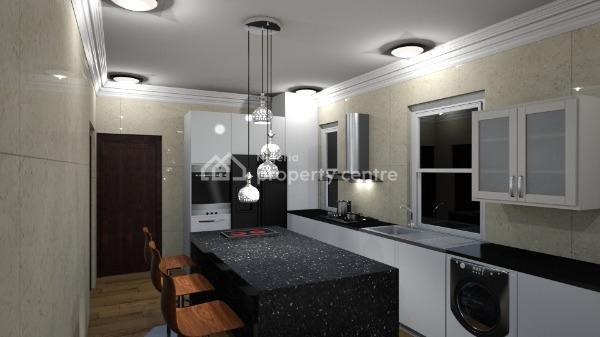 5 Bedroom Duplex with Bq, Off Ogun Street, Osborne, Ikoyi, Lagos, Semi-detached Duplex for Sale