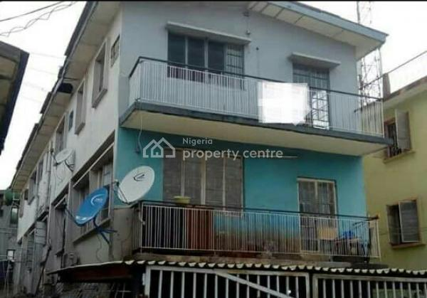 3 Nos 3 Bedroom Flats on a Plot of Land, Surulere, Lagos, Block of Flats for Sale