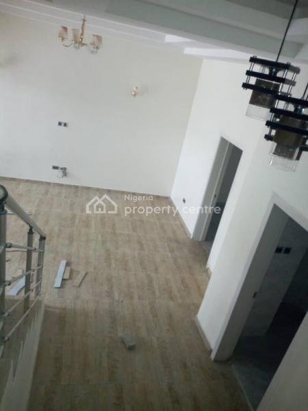 Newly Built and Beautifully Finished 4 Bedroom Terraced Duplex in a Serene Mini Estate, Orchid Road, By Chevron Toll Gate, Lekki, Lagos, Terraced Duplex for Sale