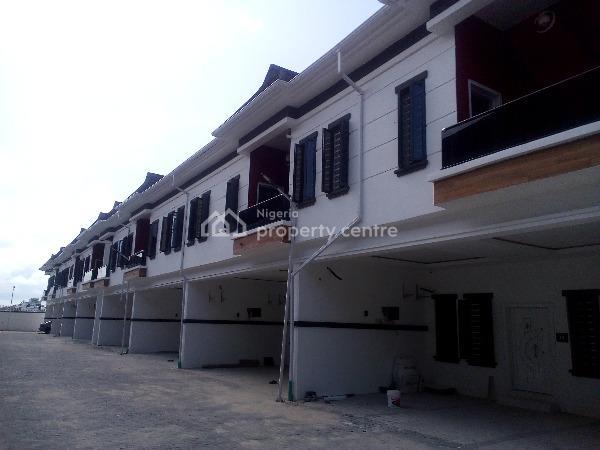 Top Luxury 4 Bedroom Terrace Duplex, Lekki Expressway, Lekki, Lagos, Terraced Duplex for Sale