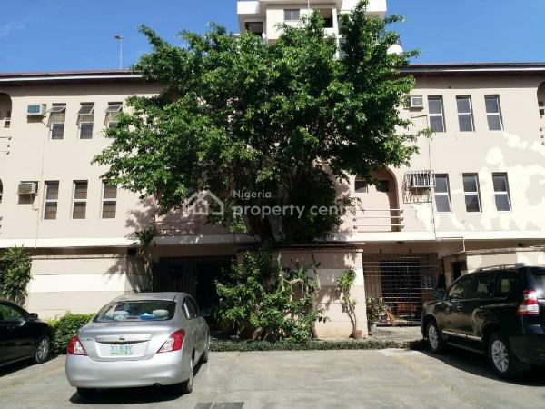 Serviced 4 Bedroom Terrace with a Bq, Off Alfred Rewane, Ikoyi, Lagos, Terraced Duplex for Rent