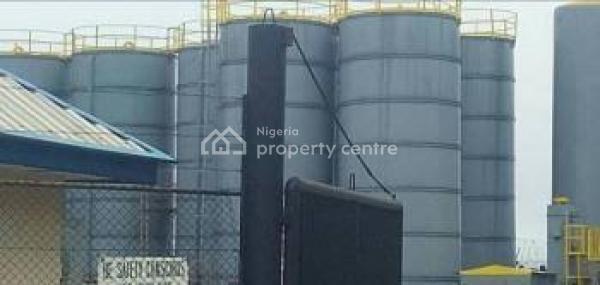 Tank Farm, Rumolumeni, Port Harcourt, Rivers, Tank Farm for Sale