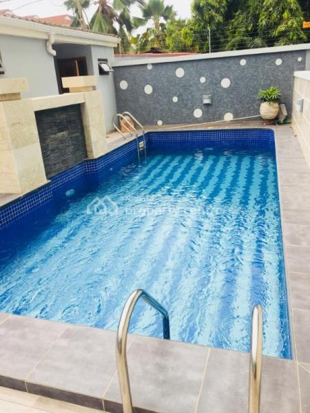 Luxury 4 Bedroom Terrace Duplex With Swimming Pool And Gym