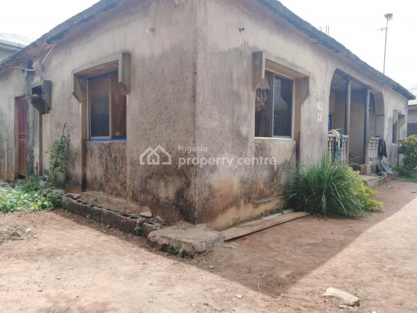 Completed Building of 4 Bedroom Flat on Full Plot of Land, Agbede Transformer, Agric, Ikorodu, Lagos, Detached Bungalow for Sale
