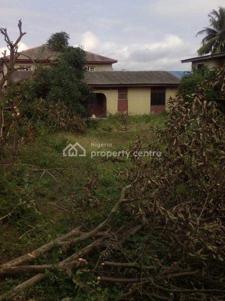 Executive 3 Bedroom Bungalow with C of O.on a Full Plot 60 By 120., Agbado, Ijaiye, Lagos, Block of Flats for Sale
