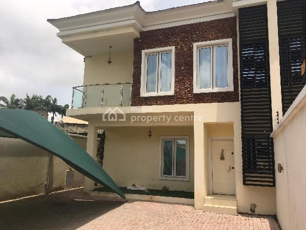 Lovely and Spacious 5 Bedroom Semi-detached, Atlantic View Estate, Alpha Beach Road, Igbo Efon, Lekki, Lagos, Semi-detached Duplex for Sale