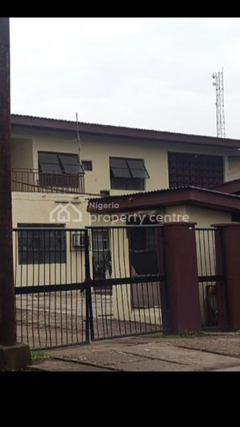 2 Numbers of 5 Bedroom Duplex on 4,100sqm, Adekunle Fajuyi, Ikeja Gra, Ikeja, Lagos, Semi-detached Duplex for Sale