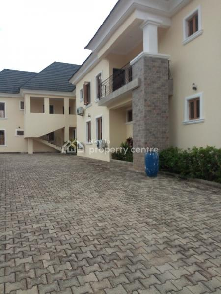 Brand New 9 Bedroom Superbly Finished Duplex Mansion, with 2 Boys Quarters, Maitama District, Abuja, Detached Duplex for Sale