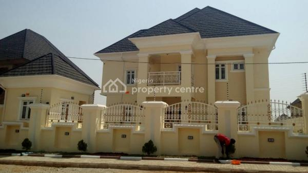 5 Bedroom Duplex with 2 Rooms Self Contained, Karsana, Abuja, Detached Duplex for Sale