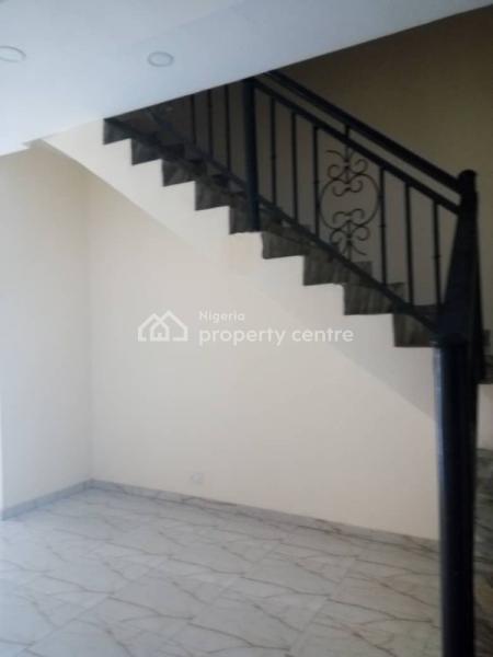 5 Bedroom Duplex with Bq, Akora Estate, Adeniyi Jones, Ikeja, Lagos, Terraced Duplex for Sale