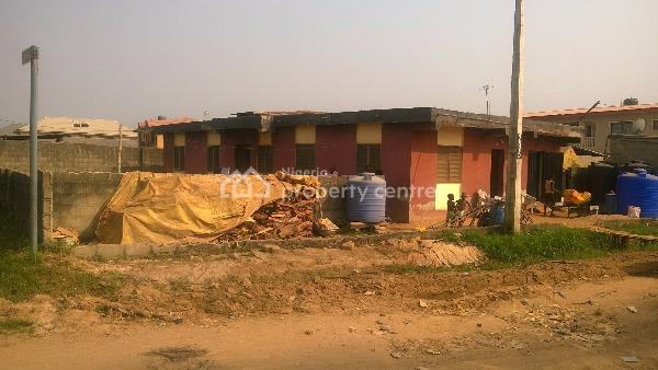 Tenement Bungalow, Owode Onirin, Mile 12, Kosofe, Lagos, Residential Land for Sale