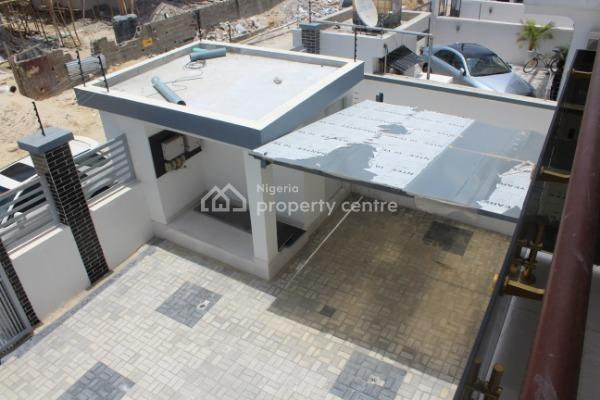 Brand New 5-bedroom Fully Detached Duplex with a Bq, Osapa, Lekki, Lagos, Detached Duplex for Sale