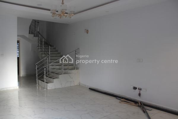 Brand New 4 Bedroom Semi-detached and 1 Bq Duplex, By Chevron Drive, Chevy View Estate, Lekki, Lagos, Semi-detached Duplex for Sale