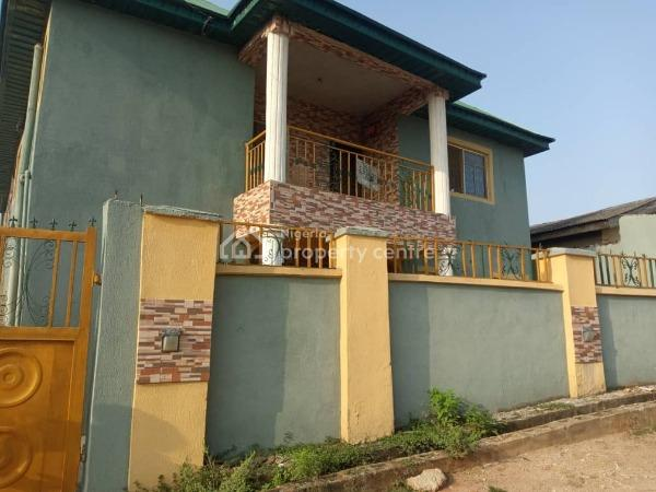 Five Units of Two Bedroom Flats, Redeem Camp, Simawa, Ogun, Block of Flats for Sale