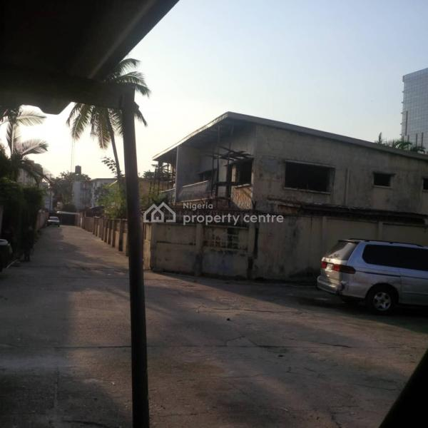 Clean Well Maintained 8 Numbers 3 Bedroom Duplex, Off Adeola Odekun, Victoria Island Extension, Victoria Island (vi), Lagos, Detached Duplex for Sale