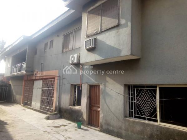Clean Property, Animashaun Street, Egbeda, Alimosho, Lagos, Detached Duplex for Sale