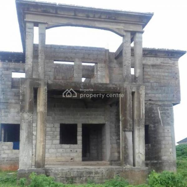 5 Bedrooms Carcass, After Turkish Hospital, Idu Industrial, Abuja, Detached Duplex for Sale