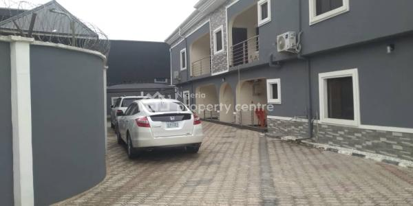 Luxurious and Well Finish 4 Bedrooms Duplex with an Attached 2 Flats of 3 Bedrooms Up and Down, Along Gapiona Gra, Benin, Oredo, Edo, Block of Flats for Sale
