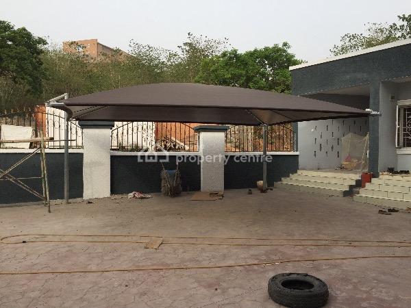 Newly Built 5 Bedrooms Detached Duplex with 2 Bedrooms Staff Quarters, Guzape District, Abuja, Detached Duplex for Sale