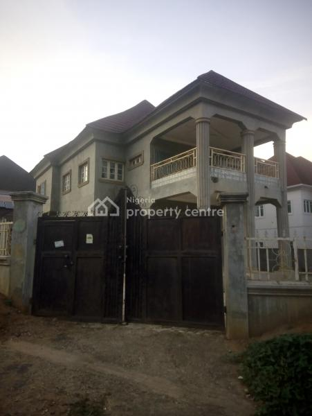 Complete Four Bedroom Duplex with Two Bedroom B.q for Sale, Basic Estate, Lokogoma District, Abuja, Detached Duplex for Sale