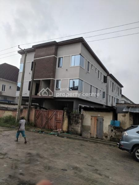 4 Units of 4-5# Bedrooms Semi-detached Duplexes, Osapa, Lekki, Lagos, Semi-detached Duplex for Sale