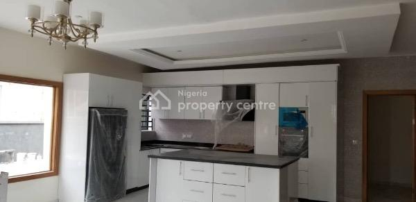 5 Bedrooms Fully Detached Duplex with Bq and a Pool, Pinnock Beach, Osapa, Lekki, Lagos, Detached Duplex for Sale