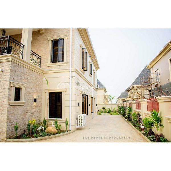 Brand New Supper Luxury 4 Bedroom Serviced Detached Duplex,1bedroom Bq, Kaura District, Games Village, Kaura, Abuja, House for Sale