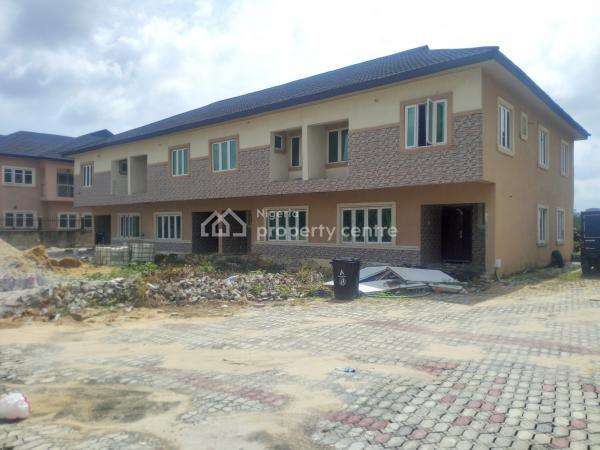 Brand New Shell 4 Bedroom Terrace Apartment, Lekki Epe Express Way, Sangotedo, Ajah, Lagos, Terraced Duplex for Sale