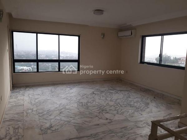 Tastefully Finished Ambassadorial 4 Bedroom Twin Duplex with Pool, 3 Rooms Bq, Maitama District, Abuja, Semi-detached Duplex for Rent