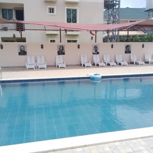 For Rent: 4 Bedroom Terrace Duplex, Swimming Pool' Gym