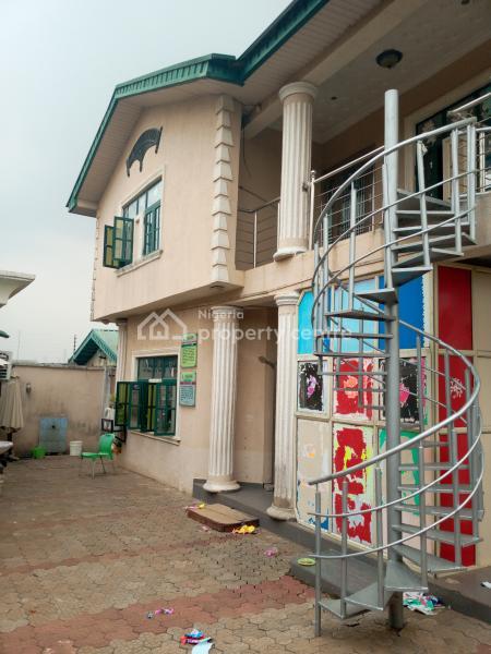 Executive Well Finish 4 Bedroom Duplex, Off Seliat Bus Stop, Egbeda, Alimosho, Lagos, Detached Duplex for Sale