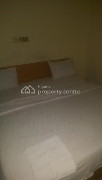 Furnished and Serviced Studio Room with a Private Sitting Room, 3rd Avenue, Gwarinpa Estate, Gwarinpa, Abuja, Mini Flat Short Let