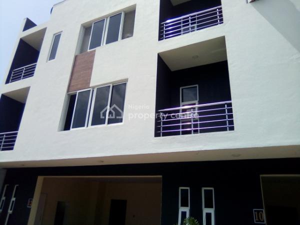 3 Bedroom Brand New Apartment with 2 Floors, Osapa, Lekki, Lagos, Terraced Duplex for Sale