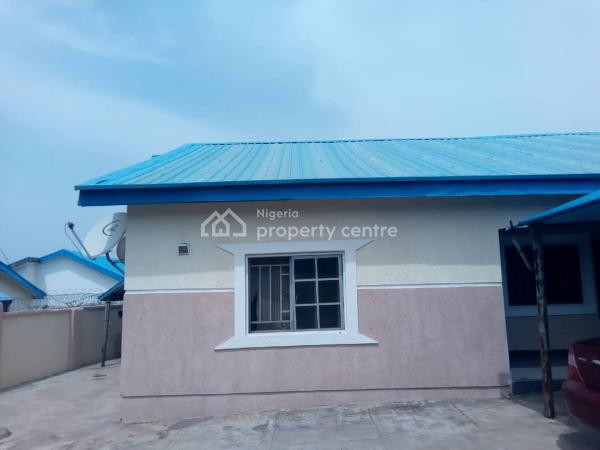 a Very Good 3 Bedroom Semi-detached Bungalow, Adkan City, Gwarinpa, Abuja, Semi-detached Bungalow for Sale