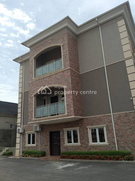 Brand New House Is Finished in Style and Comes with a Gym House and a Swimming Pool, Katampe Extension, Katampe, Abuja, Terraced Duplex for Rent
