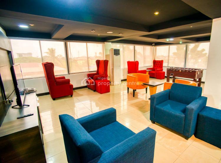 Executive Business Lounge, Agos, 54b Adeniyi Jones, Ikeja, Lagos, Office Space for Rent