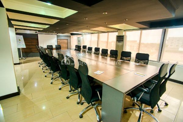 Executive Business Lounge., 54b Adeniyi Jones Ikeja, Adeniyi Jones, Ikeja, Lagos, Conference / Meeting / Training Room for Rent