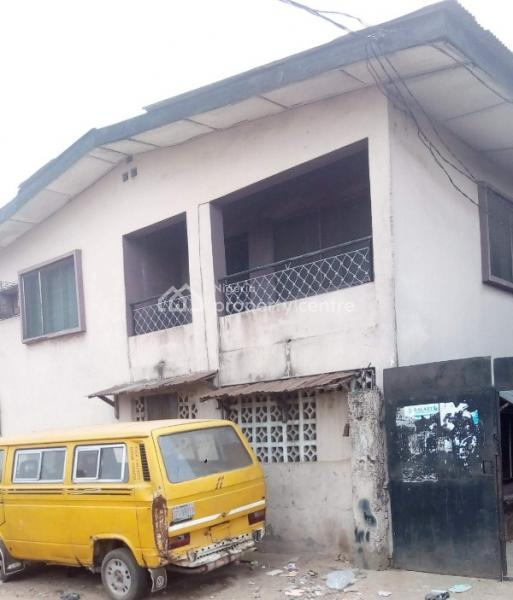 4 Nos. 2 Bedroom Flat, Fashoro Lane, Off Fashoro Street, Surulere, Lagos, Block of Flats for Sale