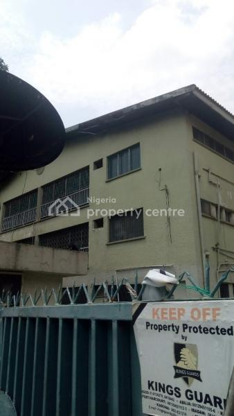 a Block of 12 (nos.) 2 Bedroom Flats with Other Appurtenant Structures, Adeola Hopewell Street, Victoria Island (vi), Lagos, Block of Flats for Sale