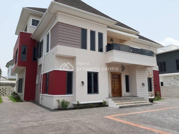 6 Bedroom Detached Duplex with Swimming Pool, Osapa, Lekki, Lagos, Detached Duplex for Sale