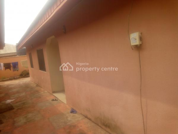 Standard Five Bedroom Flat Bungalow and Two Bed Room Flat Bq, Igando, Ikotun, Lagos, Detached Bungalow for Sale