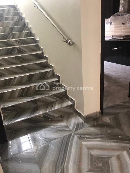 Brand New 4 Bedroom Detached Duplex with B.q, Osapa, Lekki, Lagos, Detached Duplex for Sale